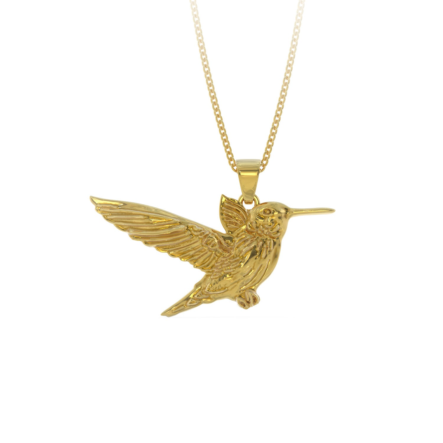 Majestic Flight Necklace