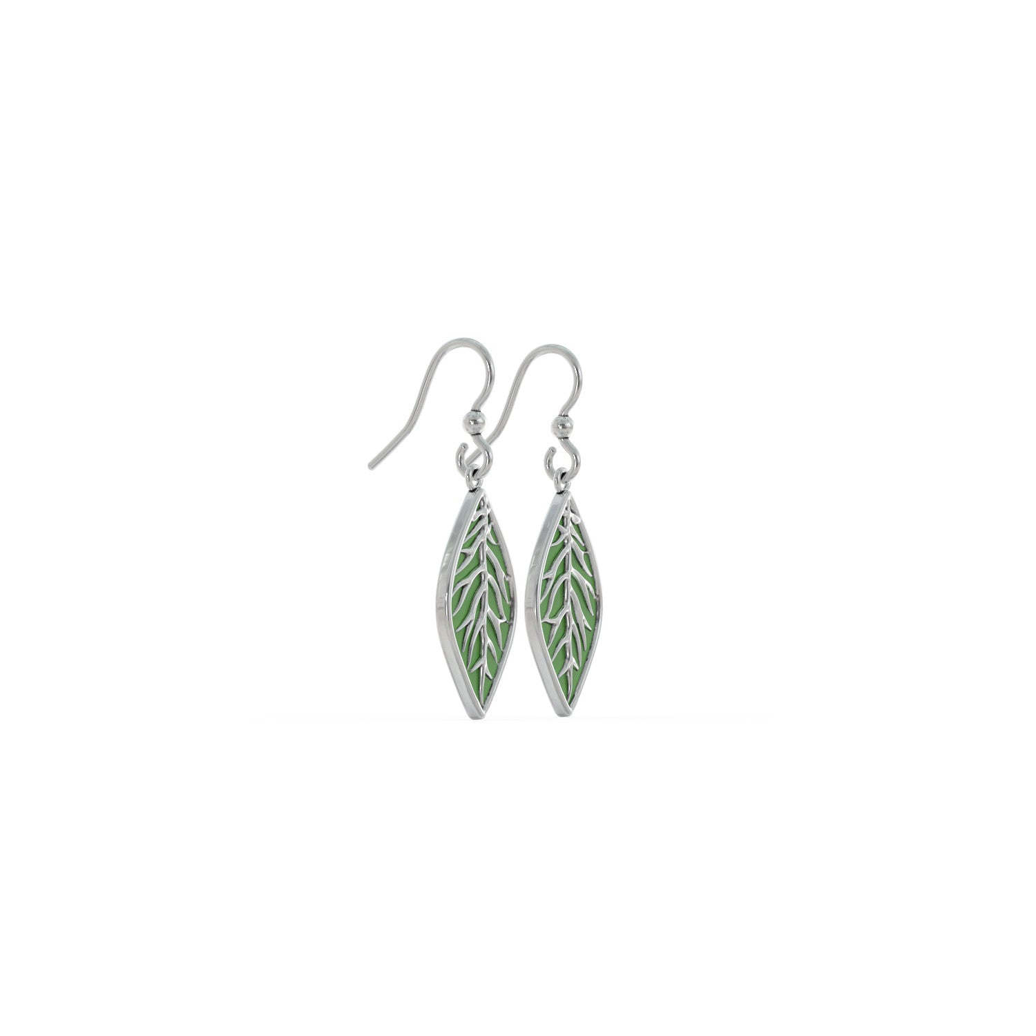 Nature Simple Leaf Earrings