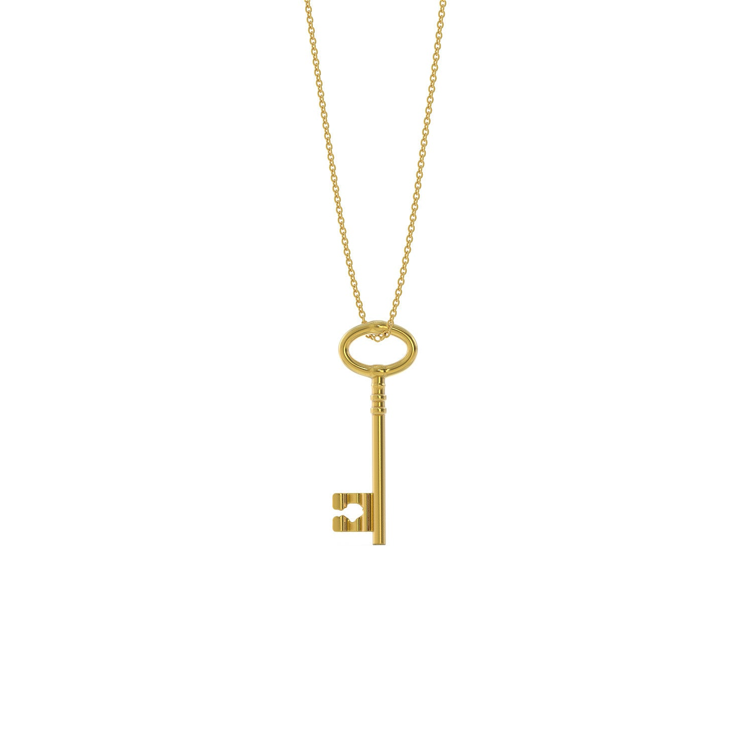Confidence is Key Necklace - STRICTLY LIMITED EDITION