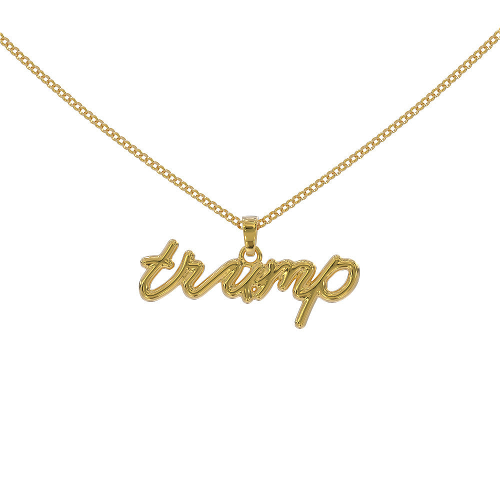 Trump - Making Necklaces Great Again