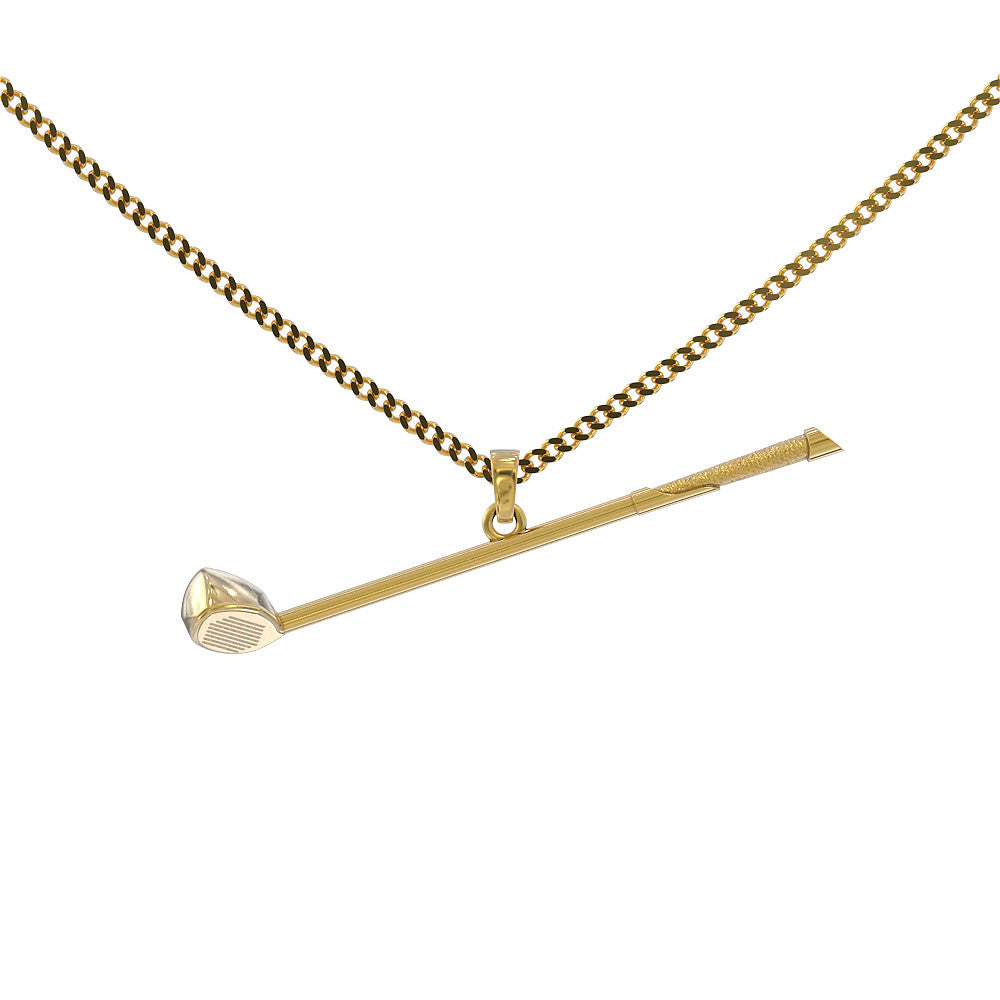 Golf Driver Necklace