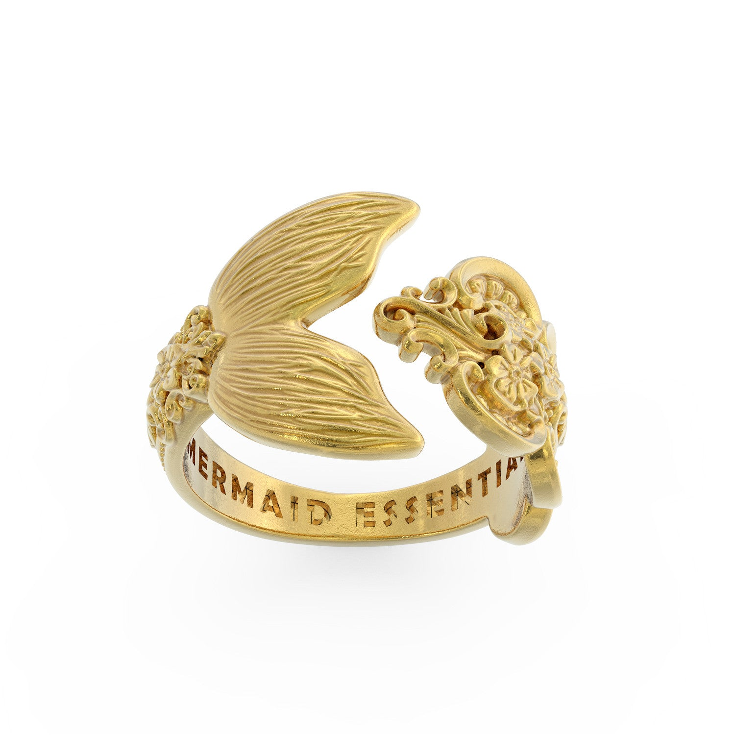 My Mermaid Ring - STRICTLY ENGRAVED LIMITED EDITION