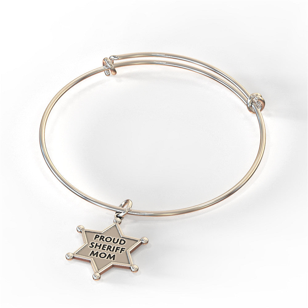 Perfect for a Proud Sheriff Mom