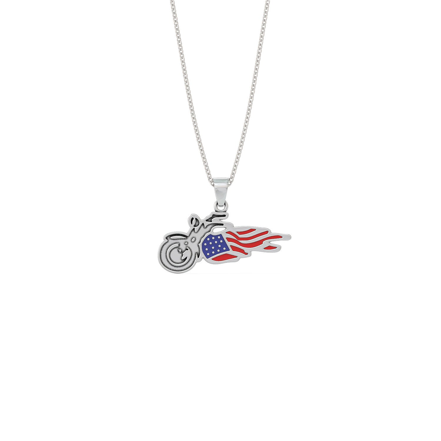 Ride Free Necklace