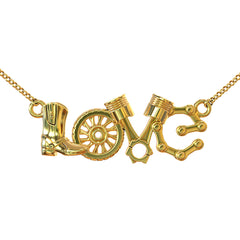 LOVE – Biker Chick - STRICTLY LIMITED EDITION