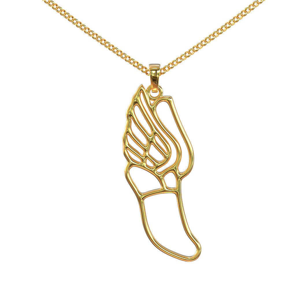 Runner Necklace - STRICTLY LIMITED EDITION