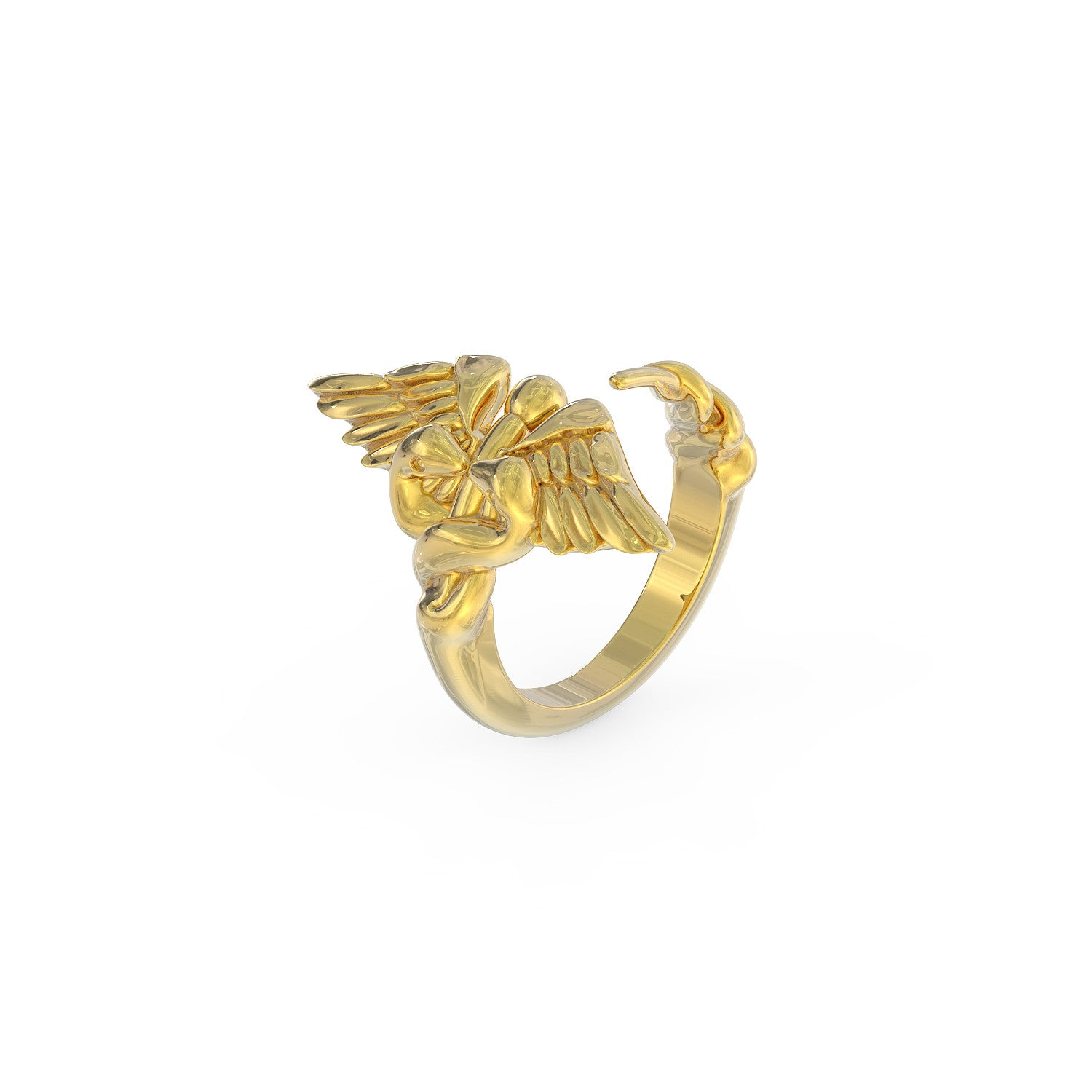 Limited Edition - Caduceus Ring