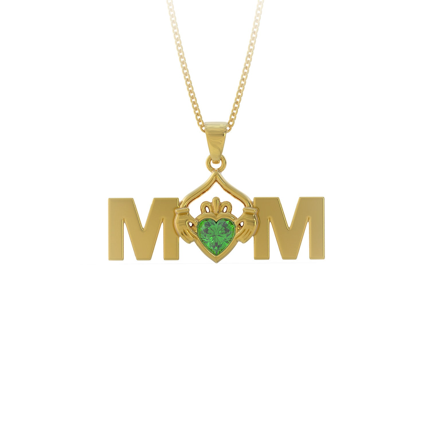 Irish Mom Necklace
