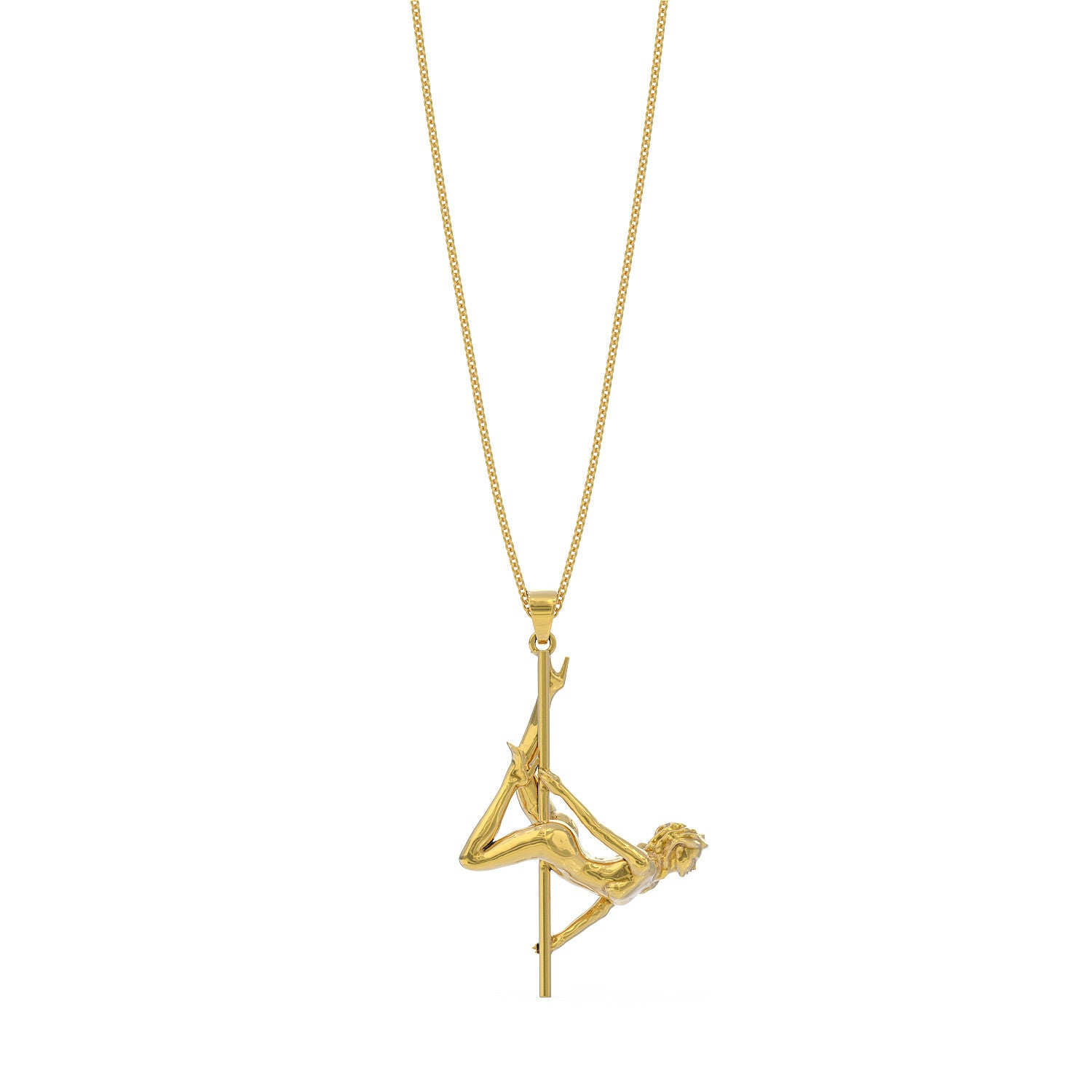 Pole Dancer Necklace - STRICTLY LIMITED EDITION