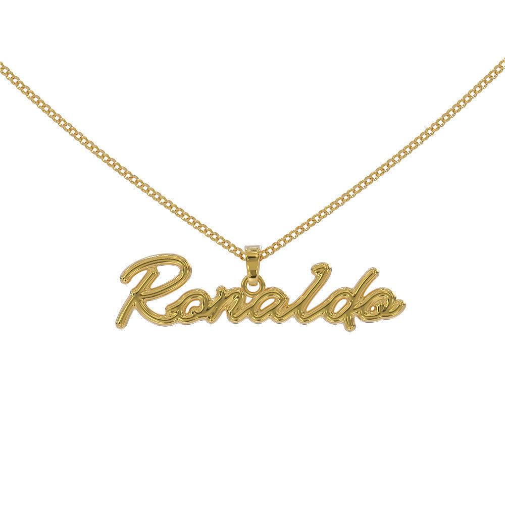 Ronaldo Necklace