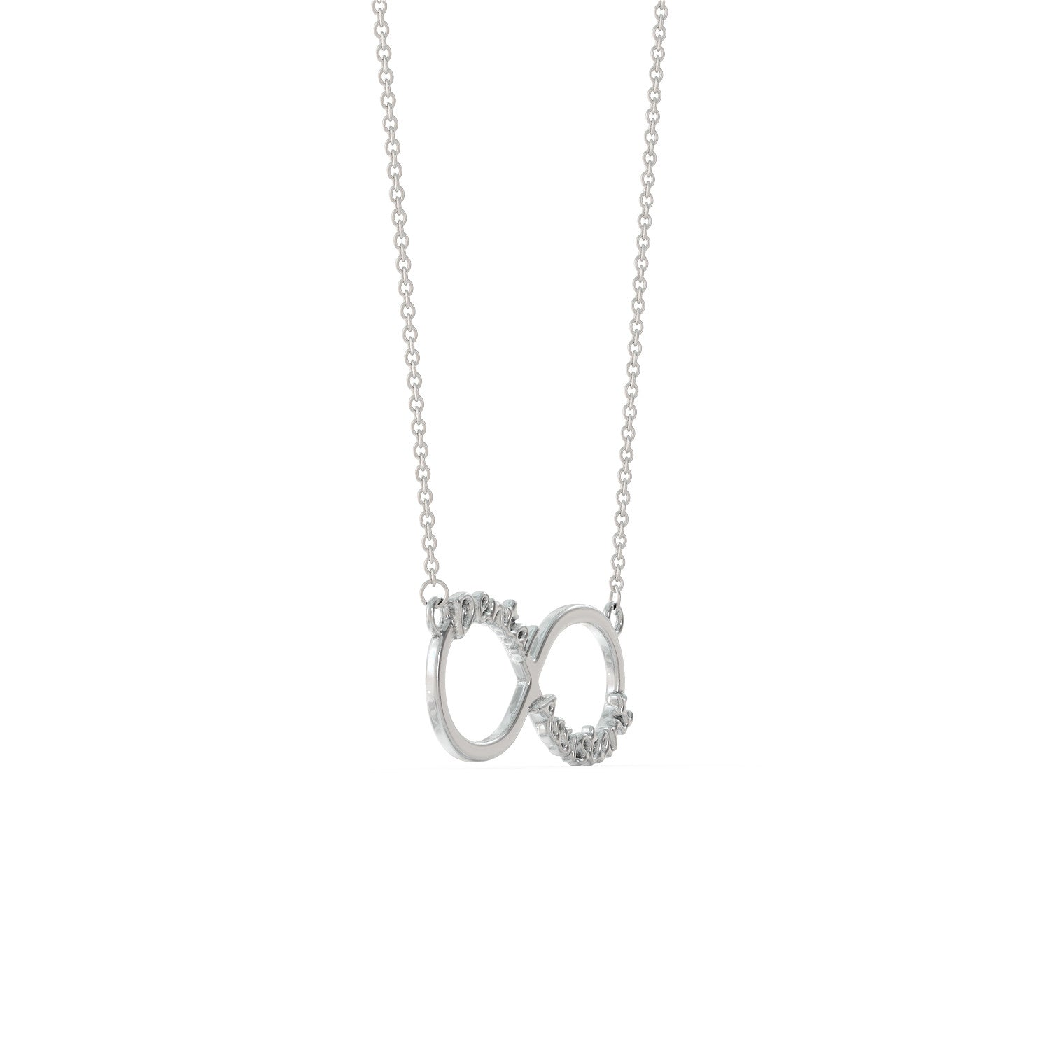 Dental Assistant Infinity Necklace