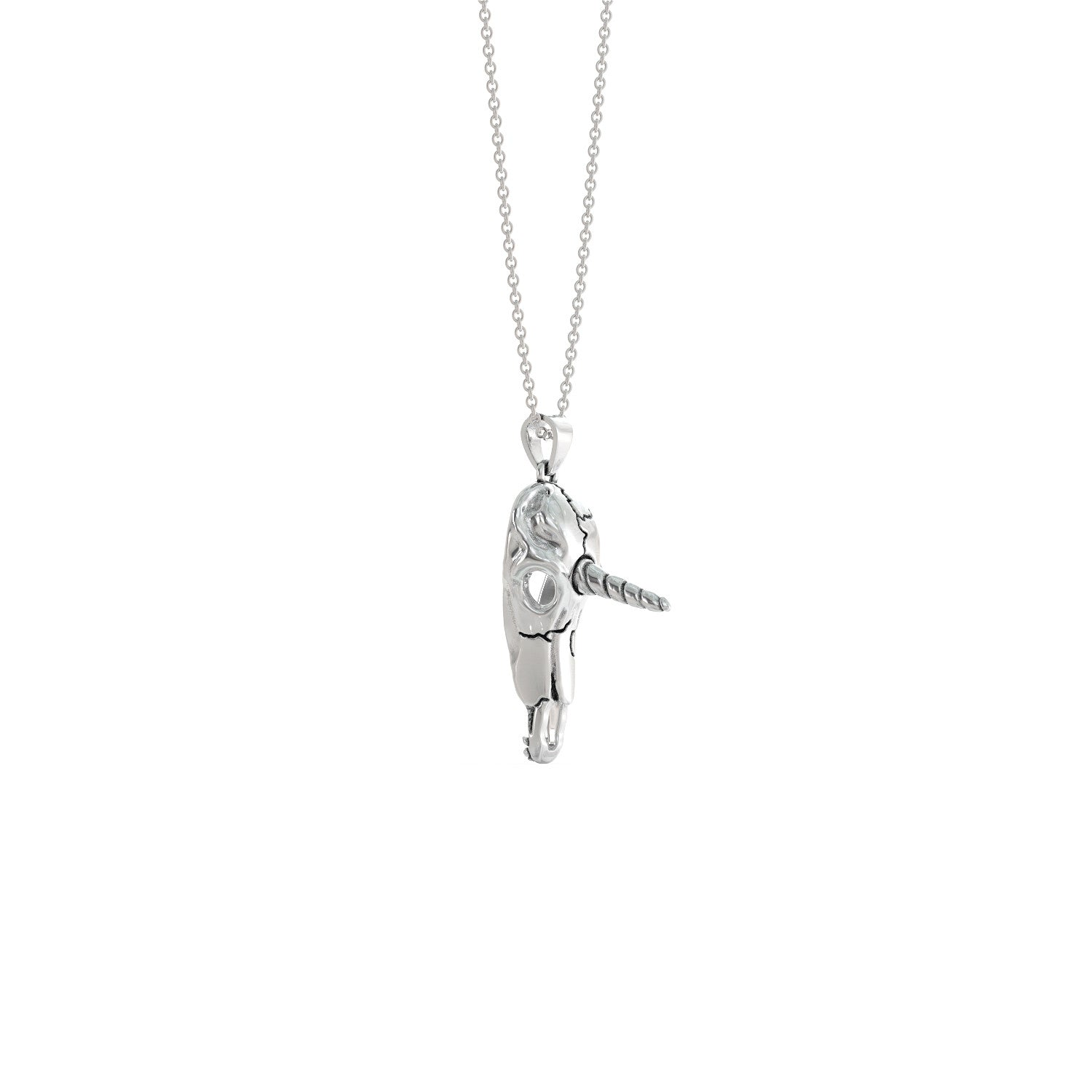 Unicorn Skull Necklace - STRICTLY LIMITED EDITION