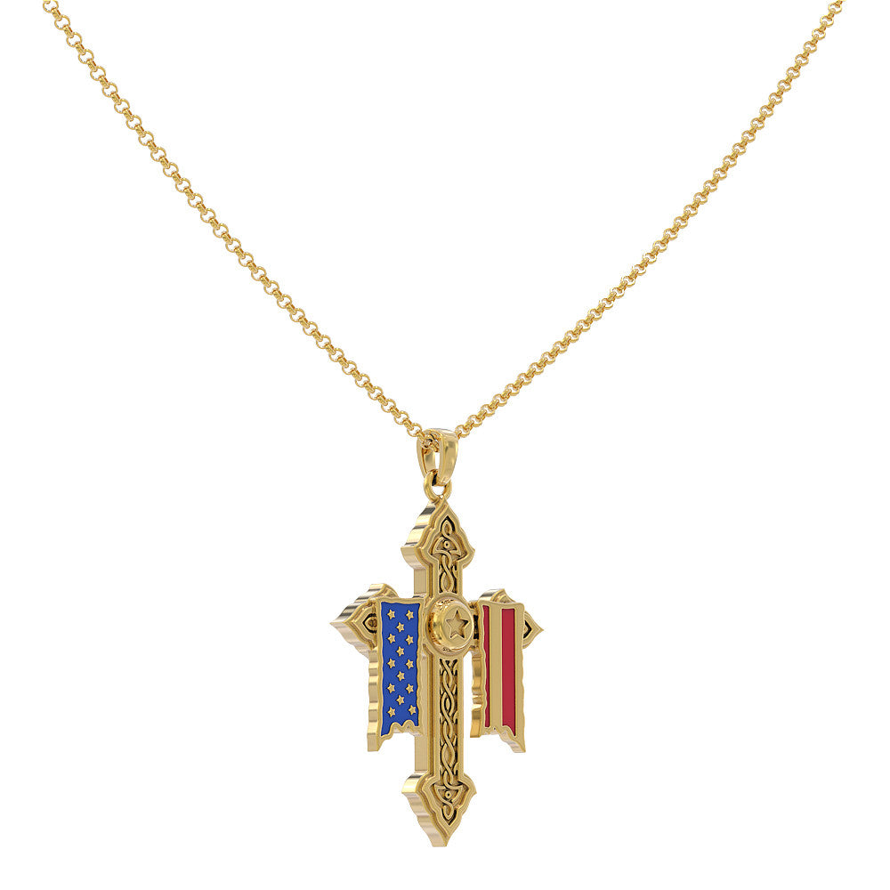 In God We Trust Necklace