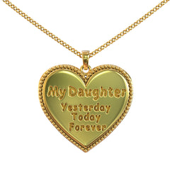 Daughter/ Love Dad Necklace