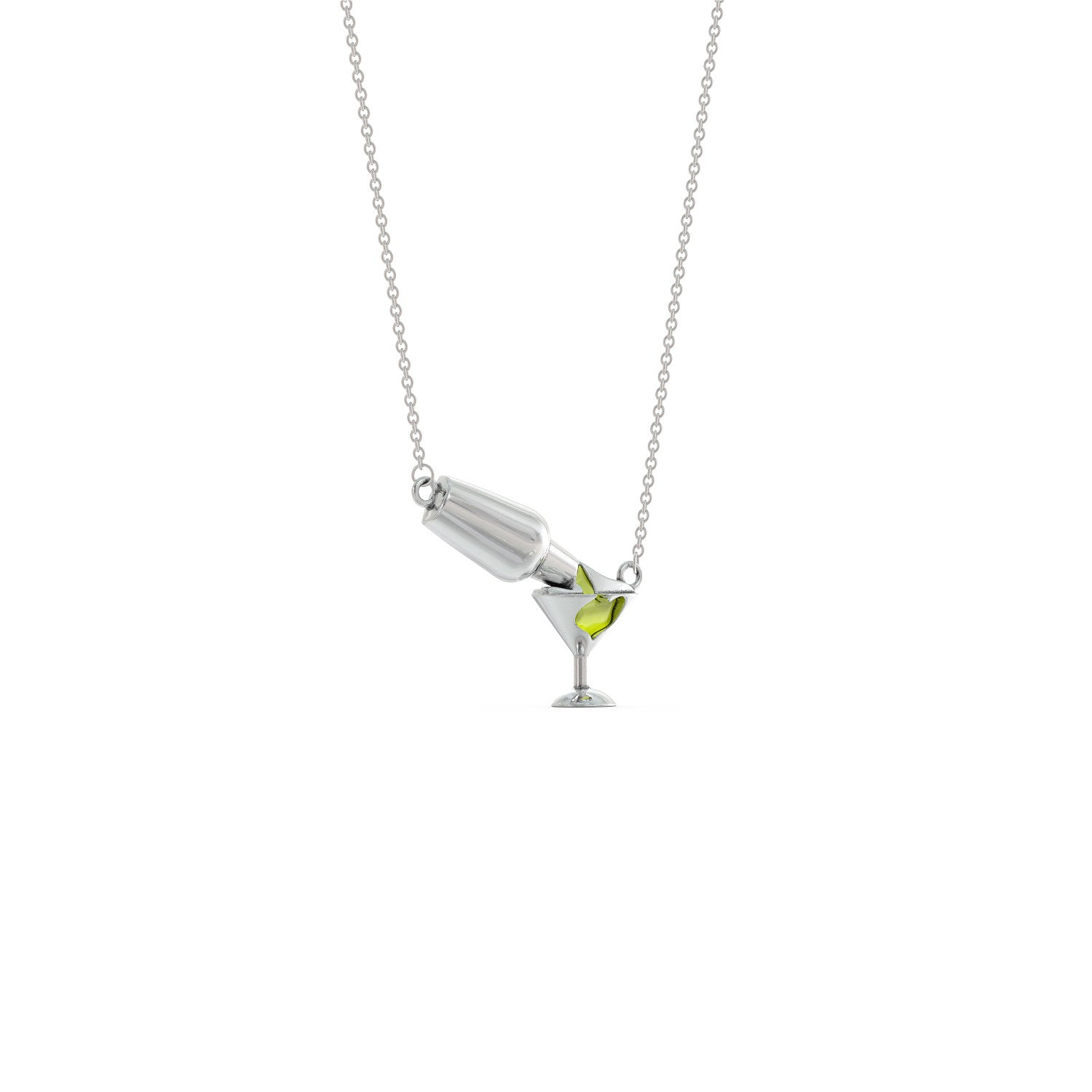 Love Cocktail Party Necklace