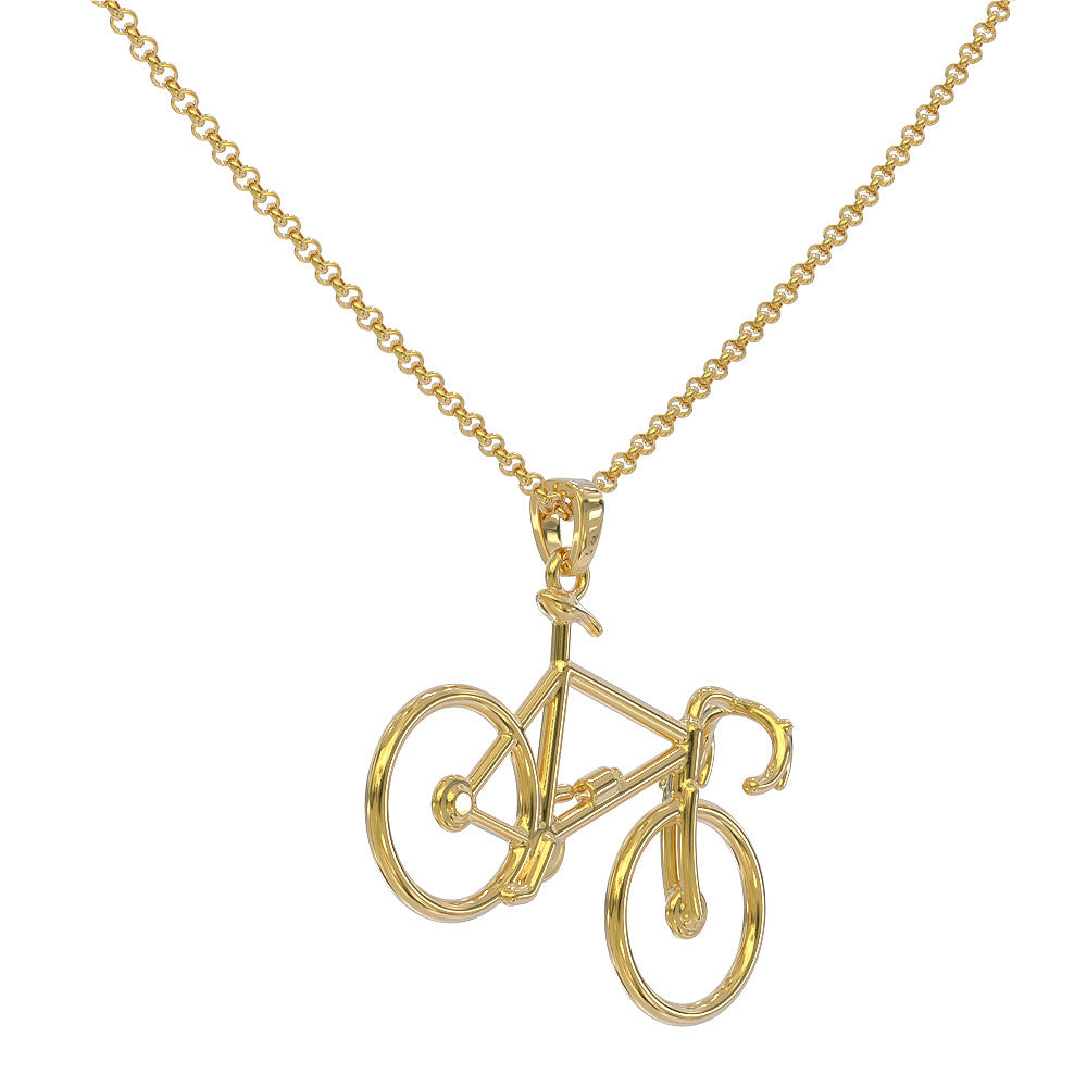Road Bicycle Pendant - STRICTLY LIMITED EDITION