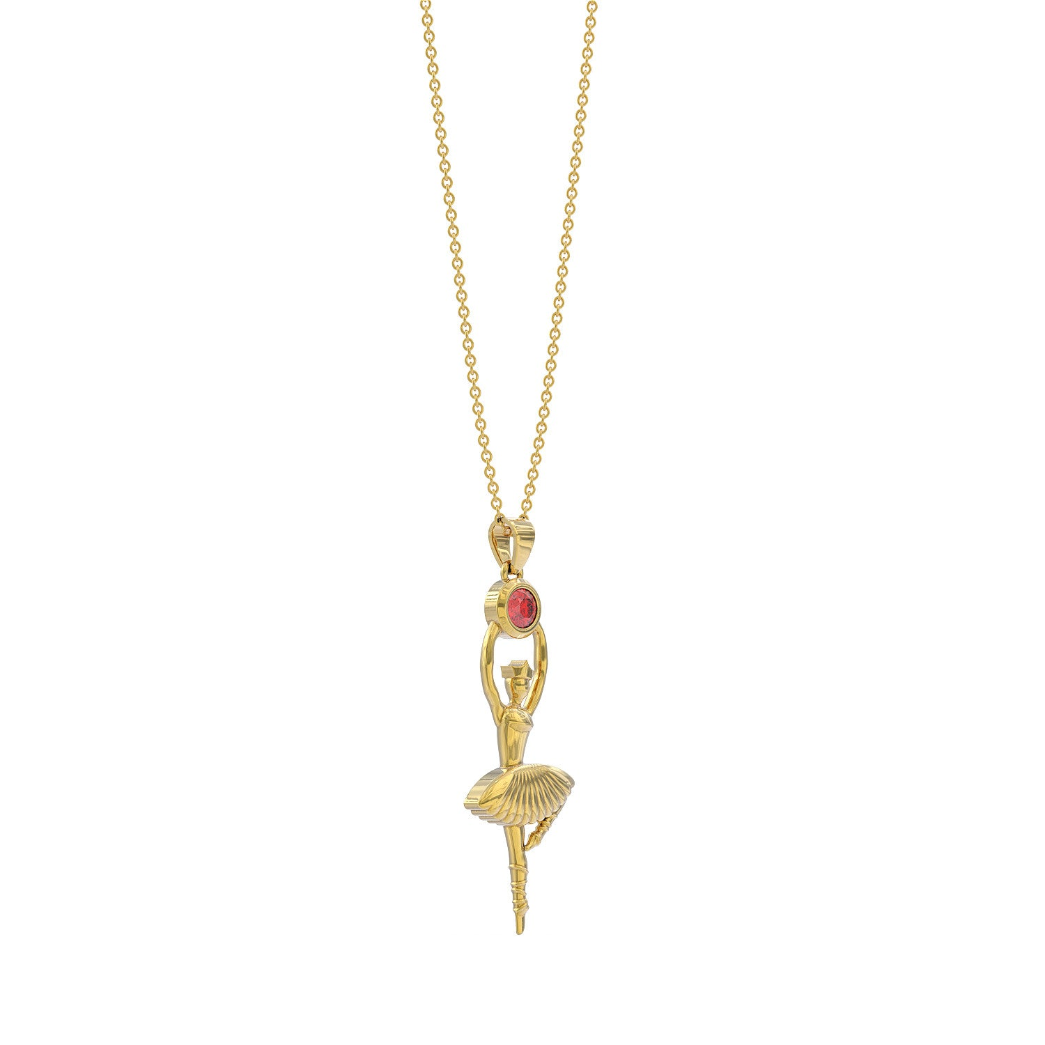 Retiré Arms 5th Birthstone Necklace - LIMITED EDITION