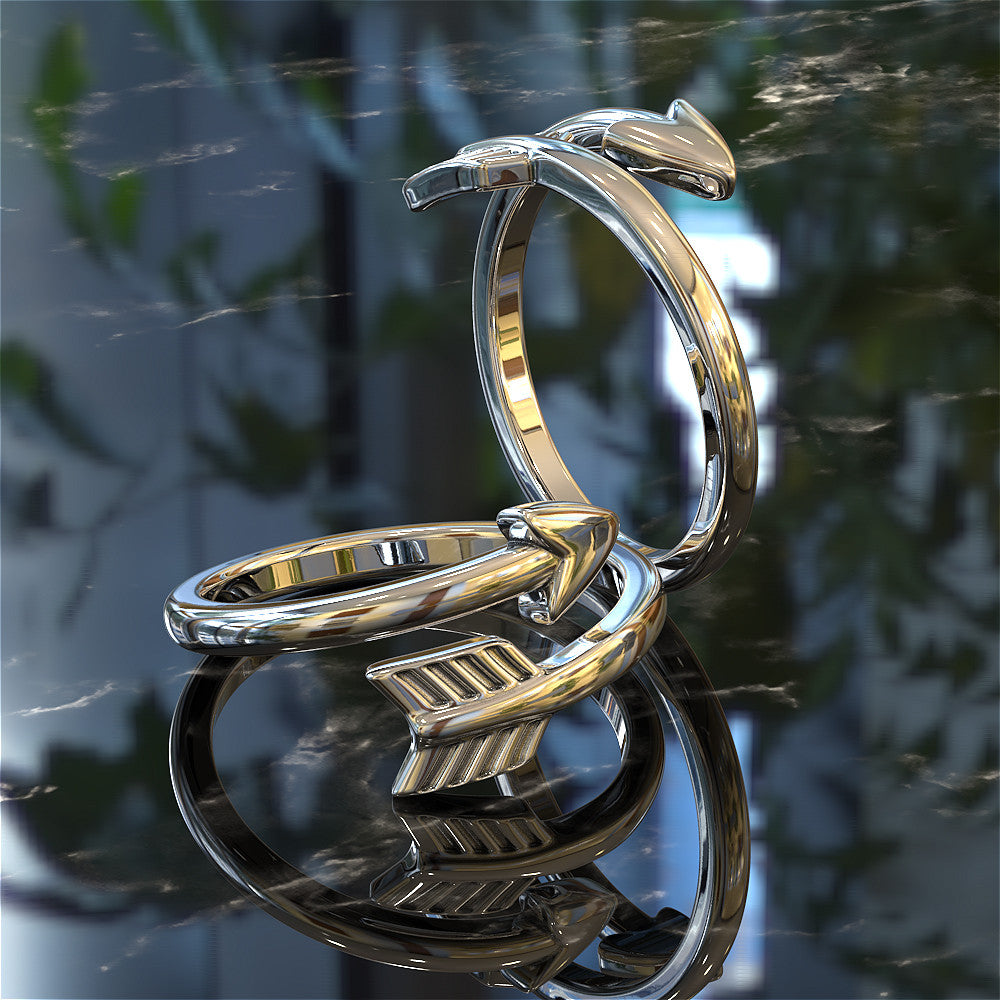 Bowhunting Arrow Ring - STRICTLY LIMITED EDITION