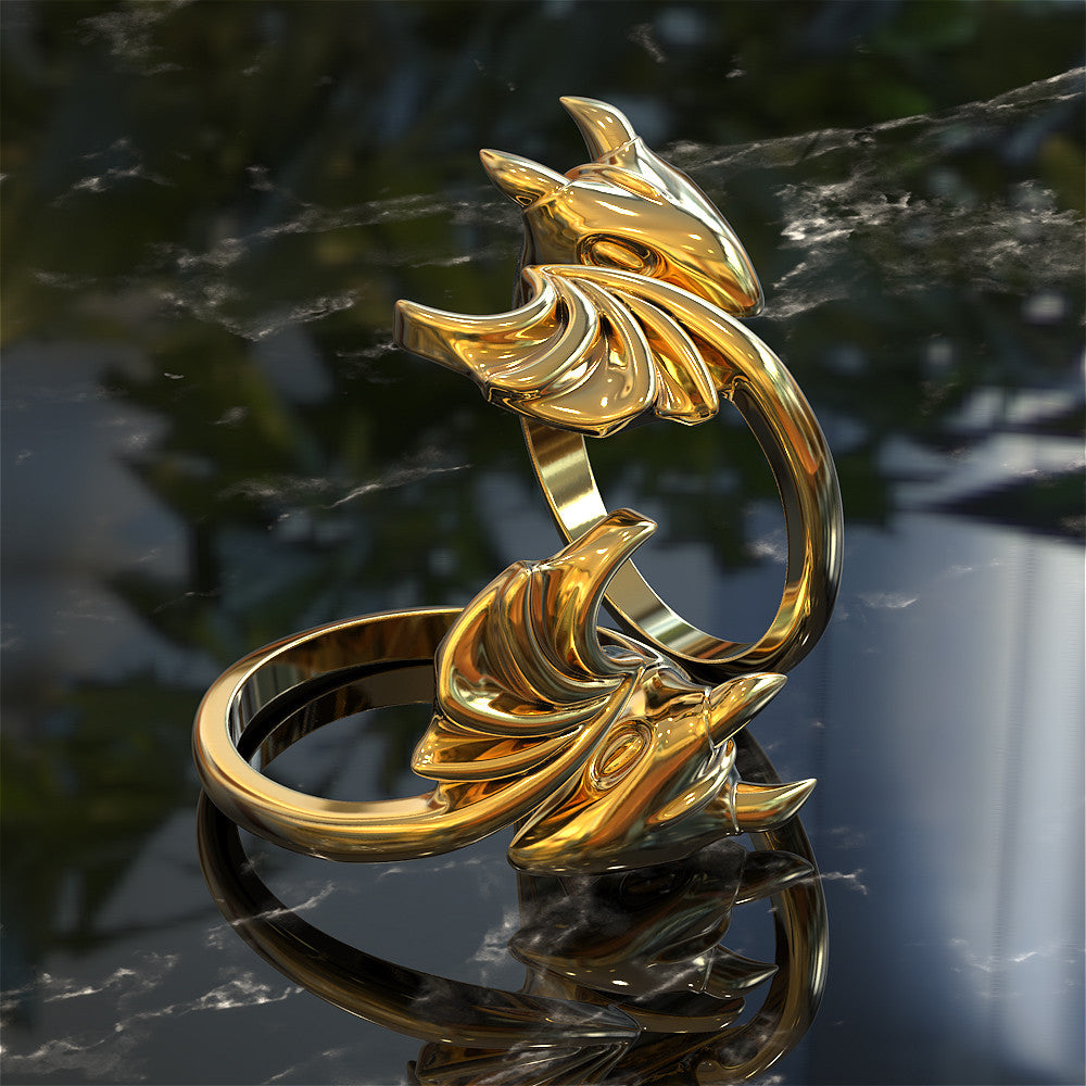 My lil Dragon - Ring