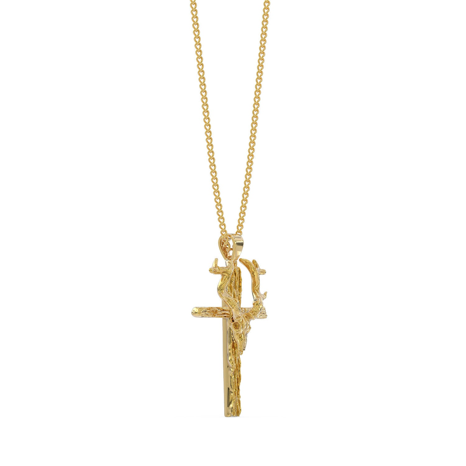 Buck Cross Necklace - STRICTLY LIMITED EDITION