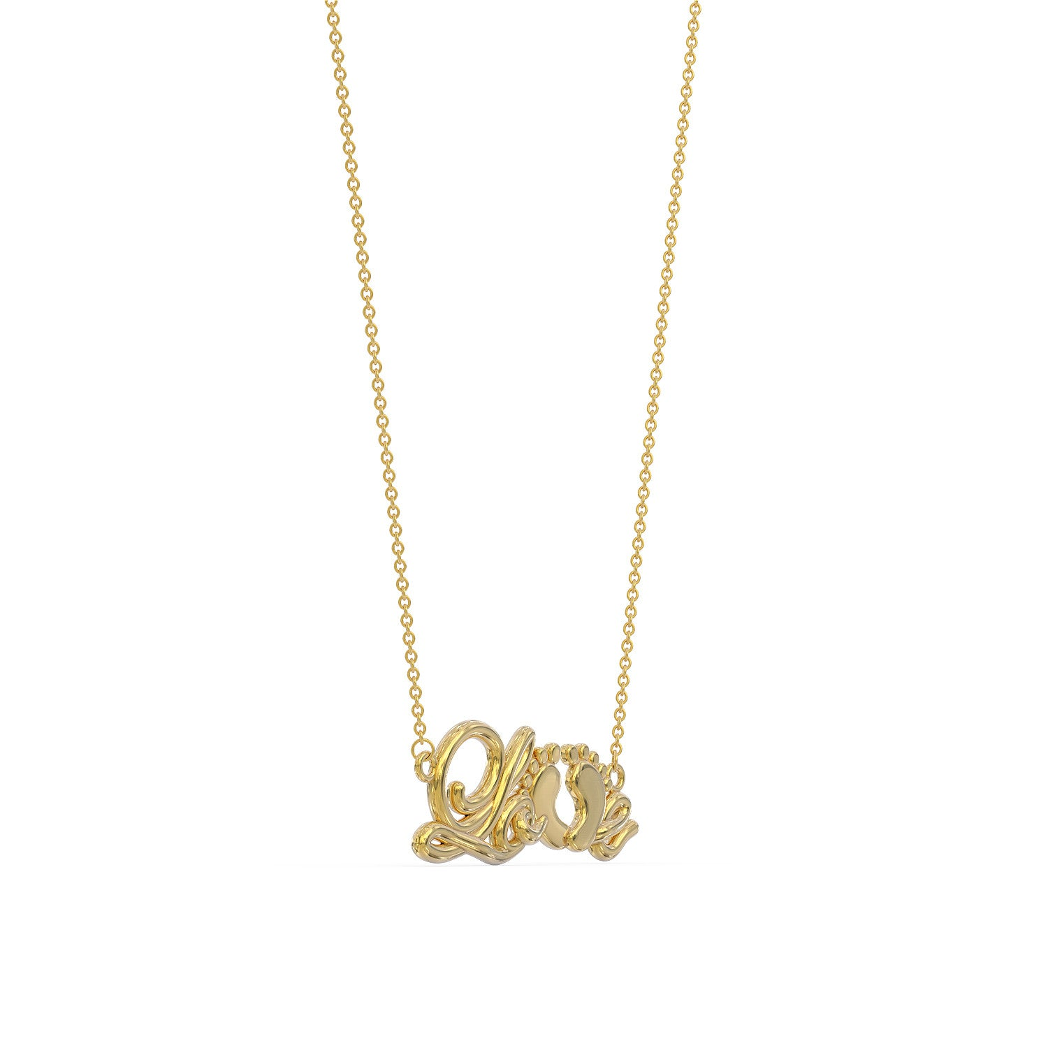 Pediatrician Love Necklace