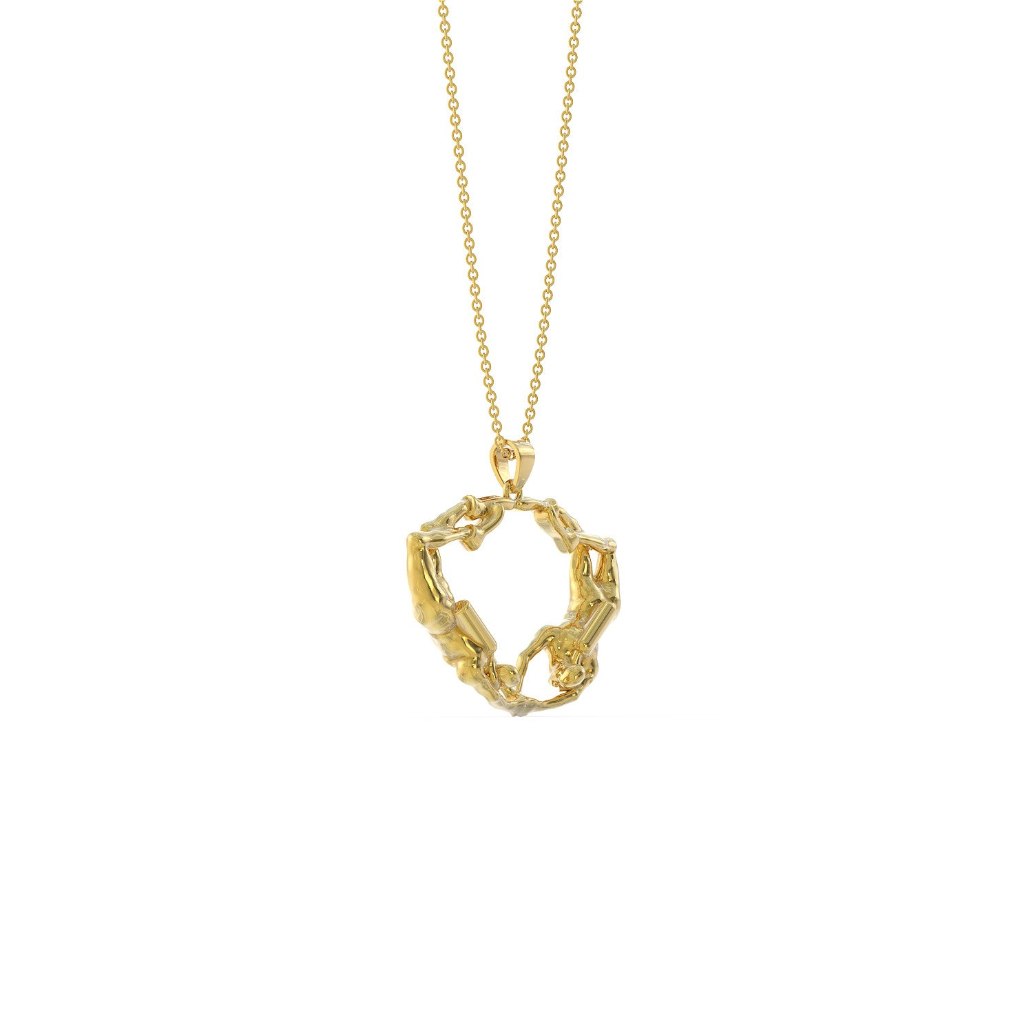 My Deep Love Necklace