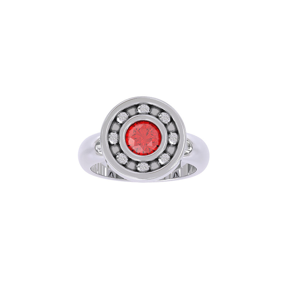 Bearing Ring Birthstone - STRICTLY LIMITED EDITION