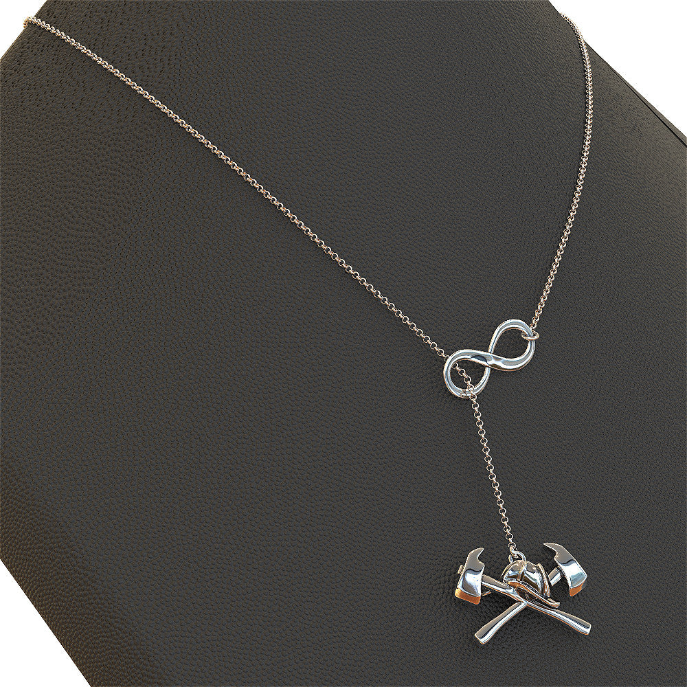 Fireman Wife Necklace