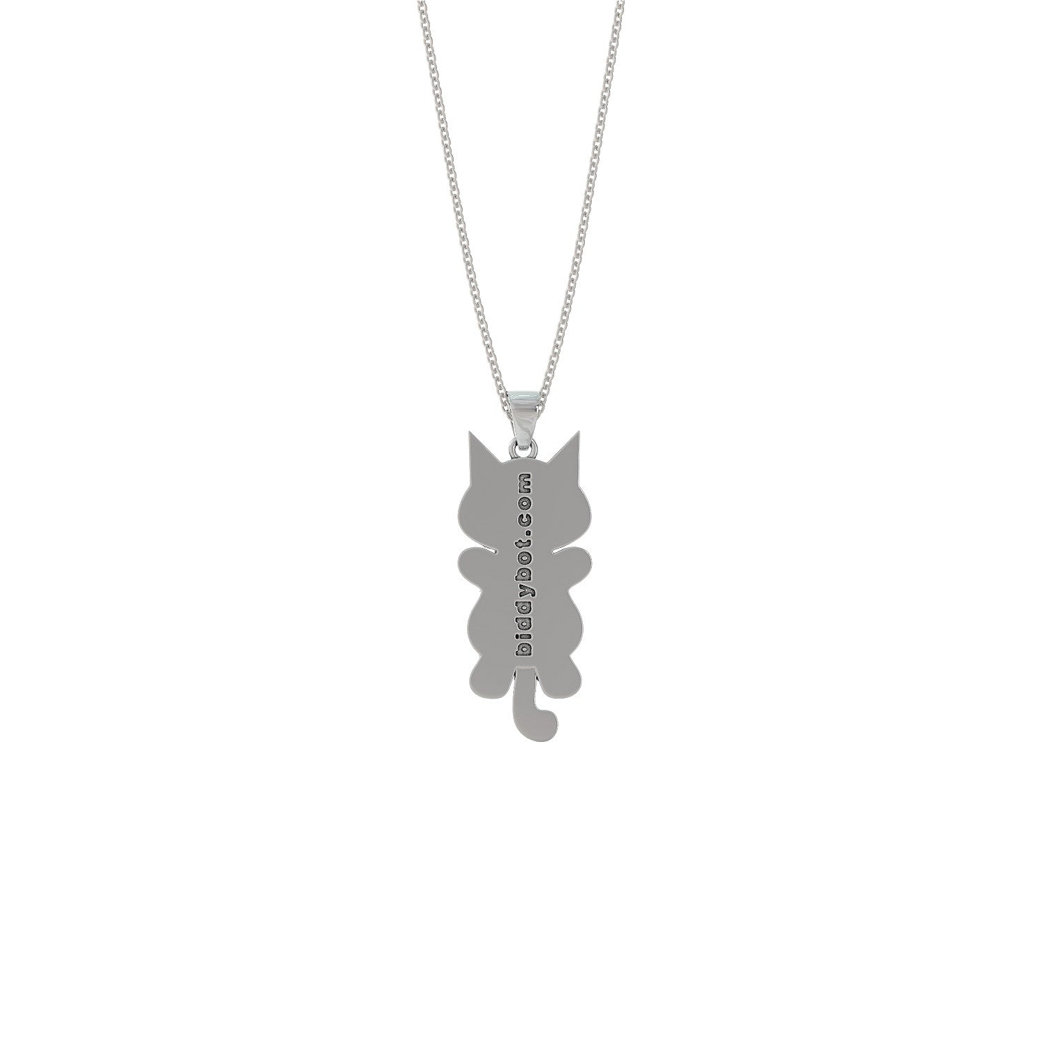 Lucky Love Tiger Necklace
