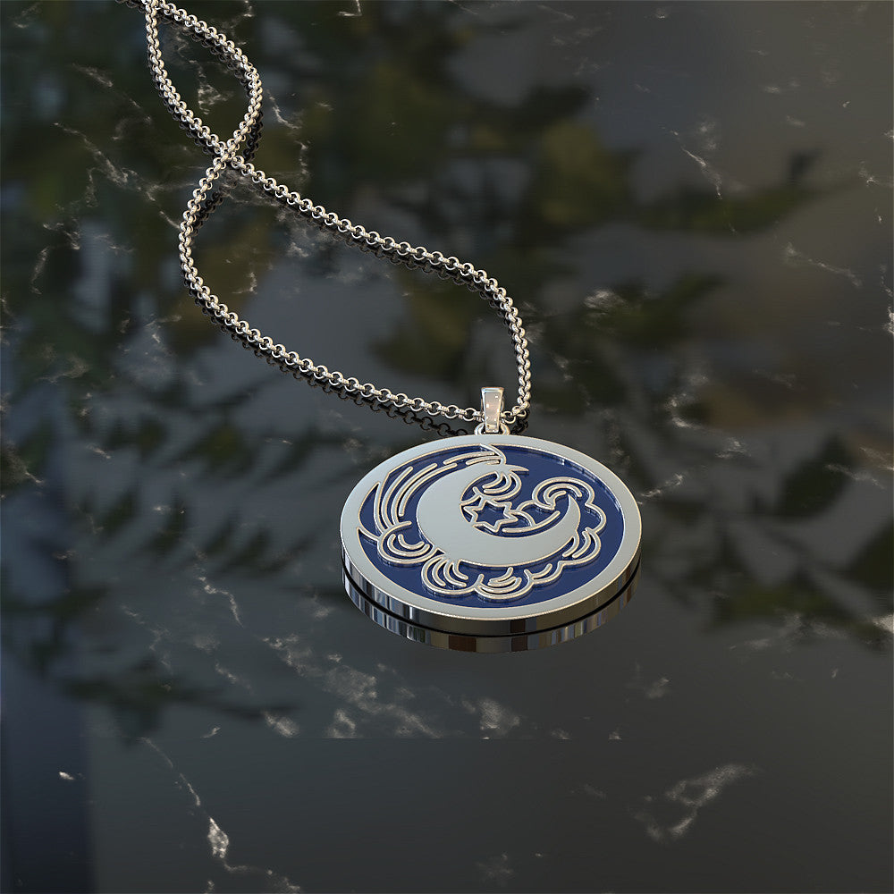 Just Moon Pendant