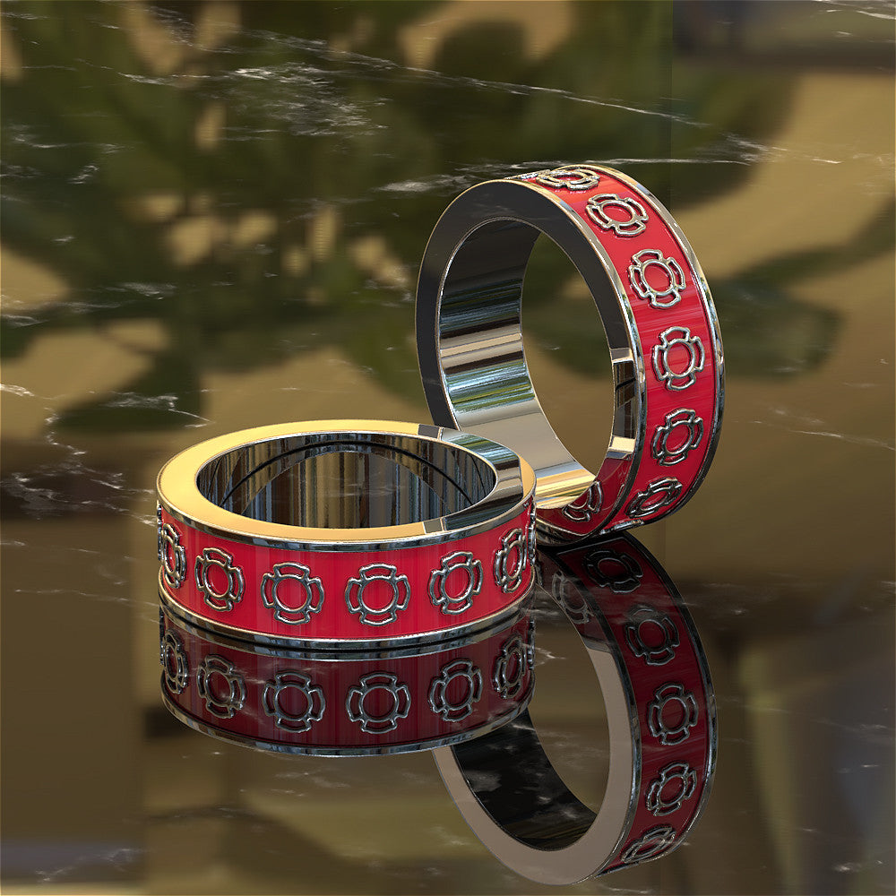Firefighter Ring