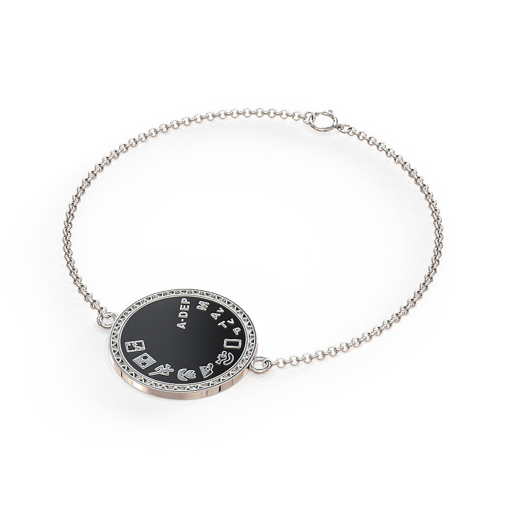 Photography Dial Charm - STRICTLY LIMITED EDITION