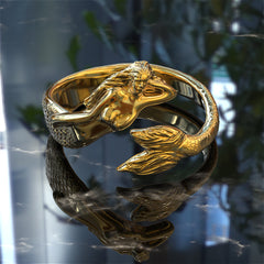Mermaid Ring - STRICTLY LIMITED EDITION