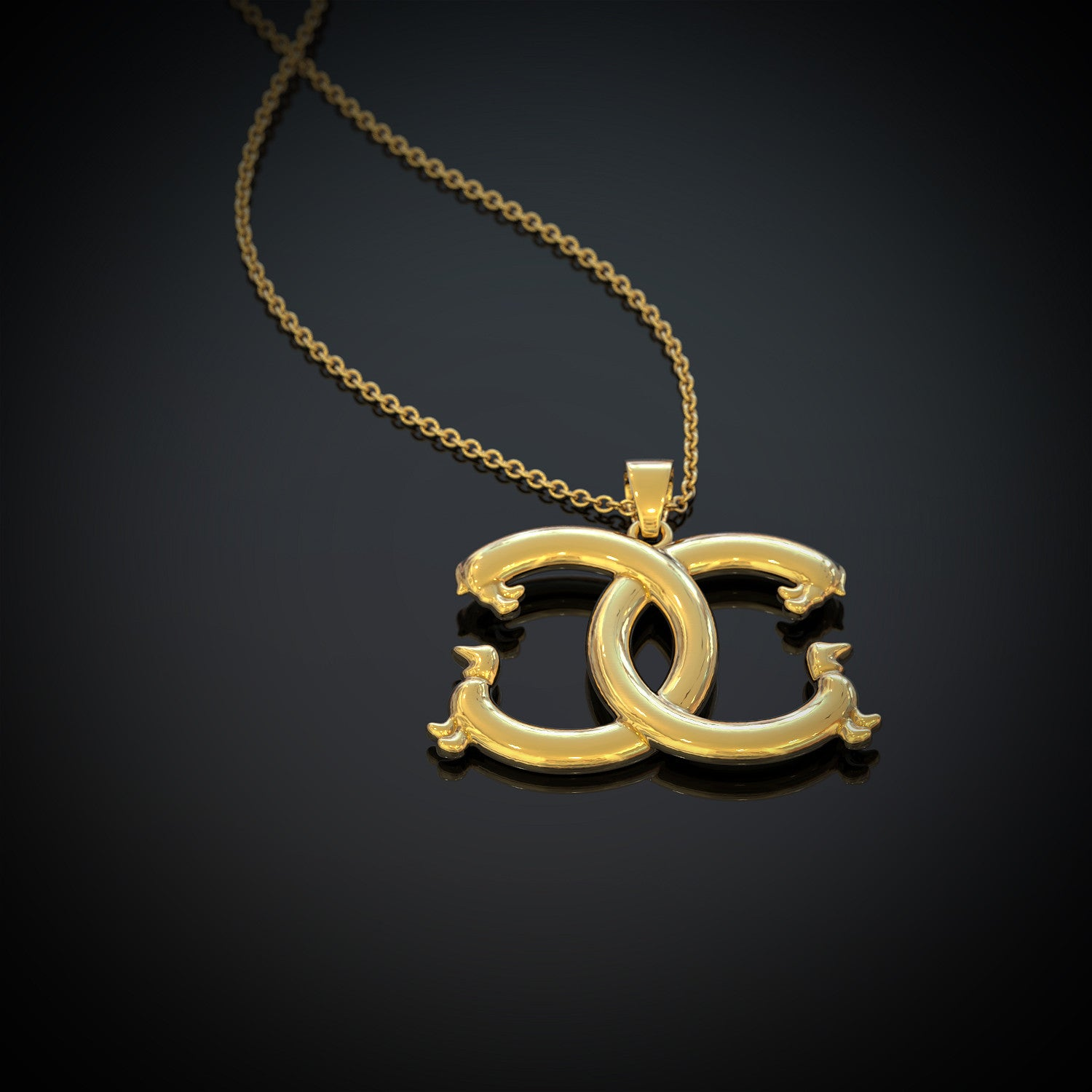 Wiener No 5 Necklace