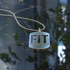 FIT as F Necklace