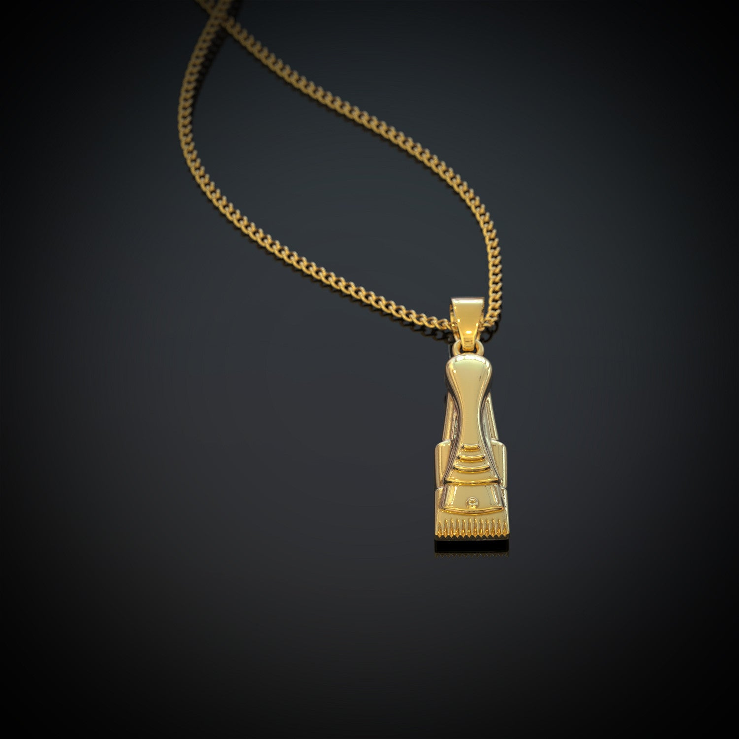 Clipper Necklace