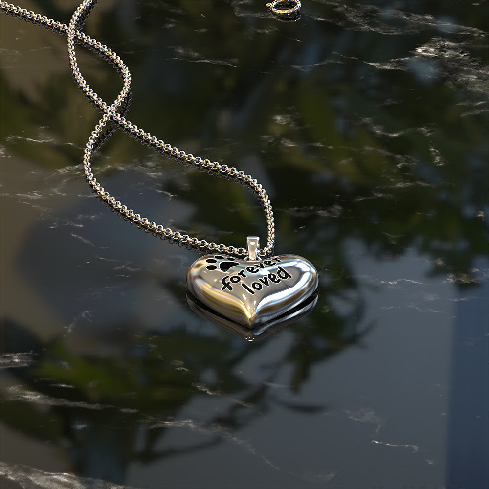 Forever Loved Pendant