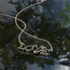 Ballet - Love Necklace