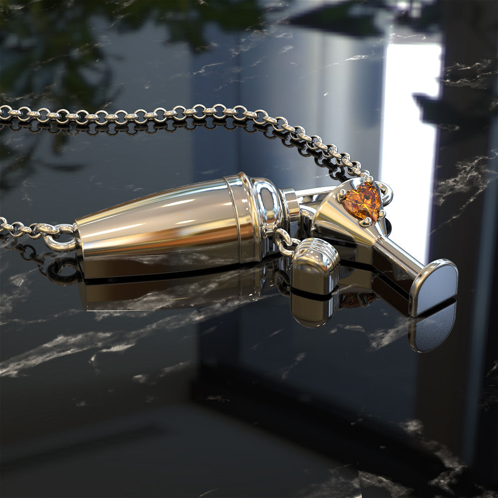 Bartender Necklace