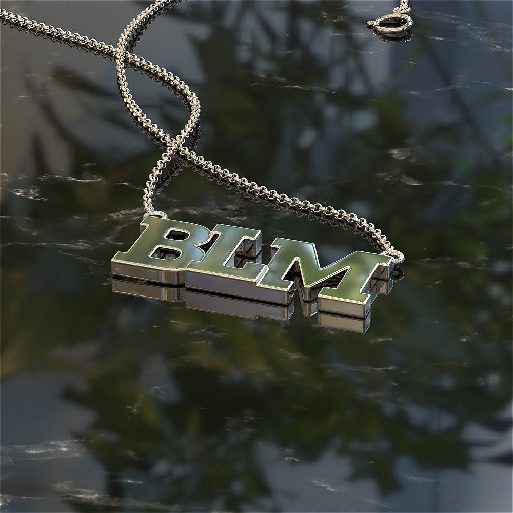 BLM Necklace