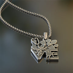 Veterinary Love Dog Pendant