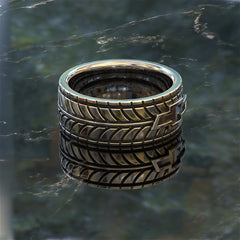 Tire Tread Ring