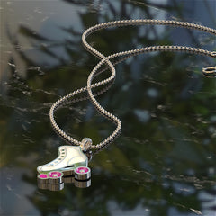 Skate Roller Derby Pendant - STRICTLY LIMITED EDITION
