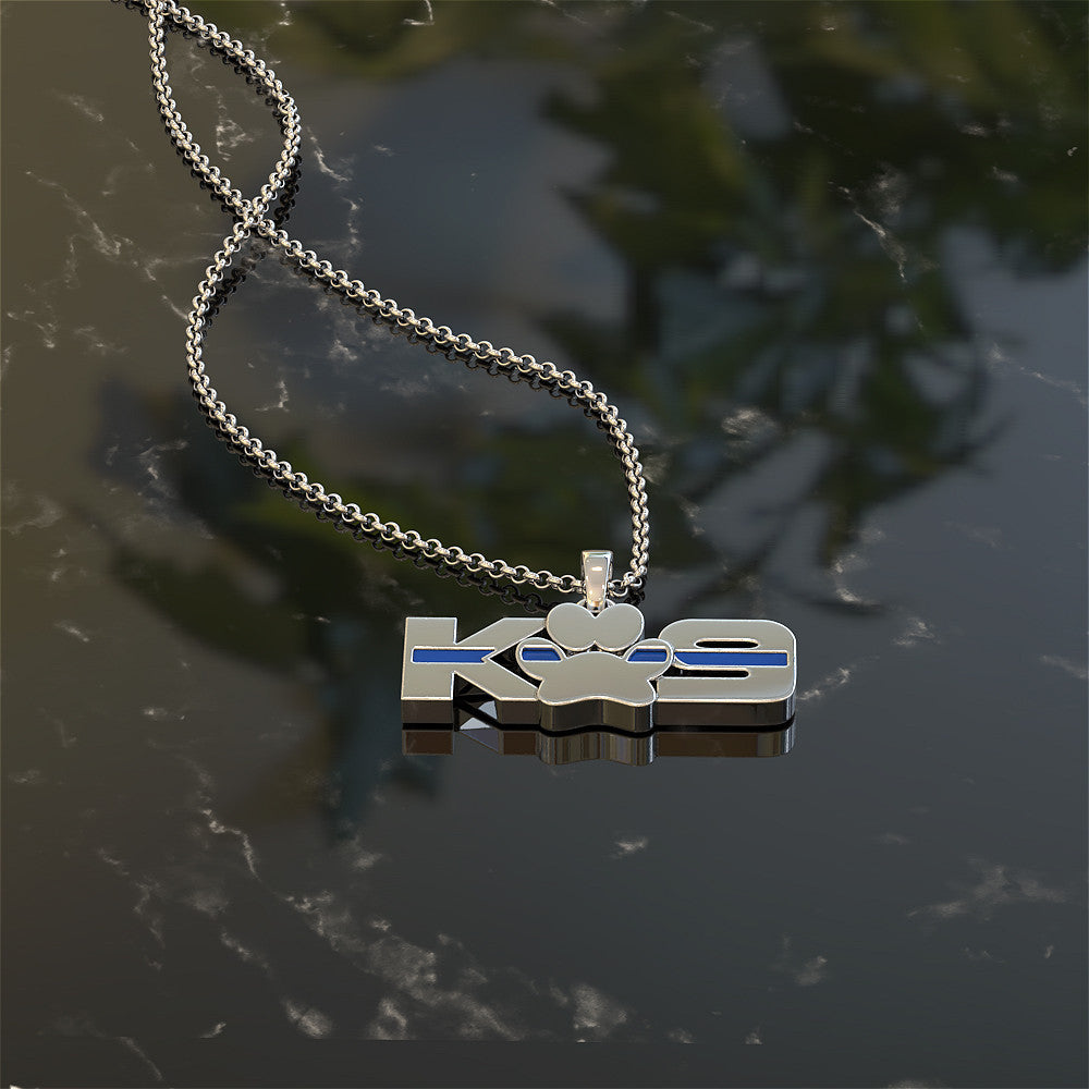 Police K9 Necklace