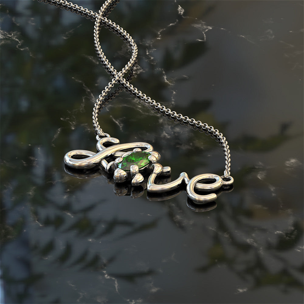 For The Love of Turtles Necklace
