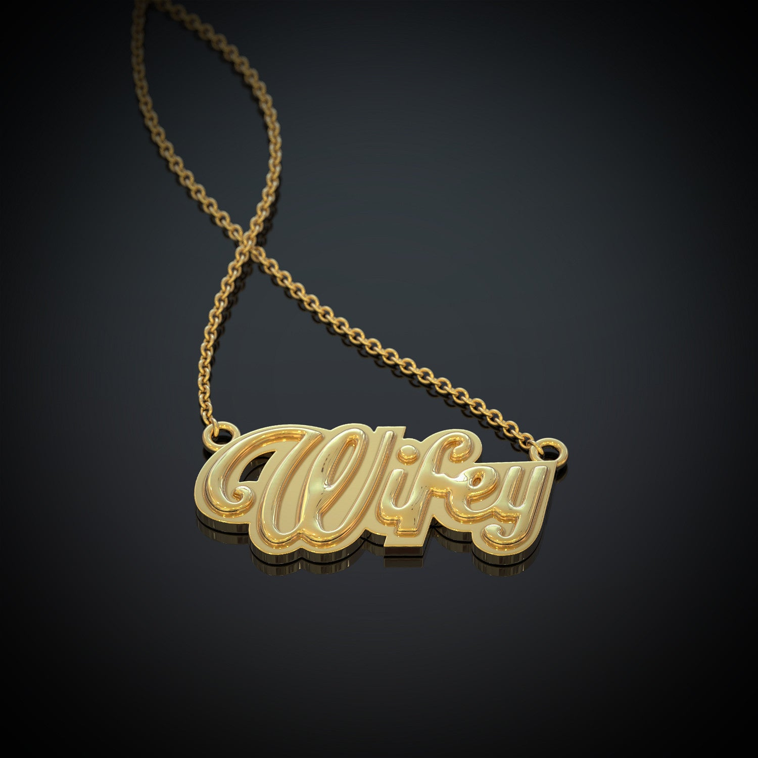 Wifey Necklace - LIMITED EDITION
