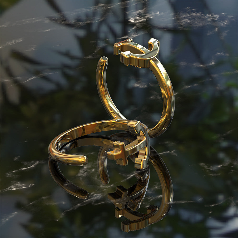 Jesus You're My Anchor Ring