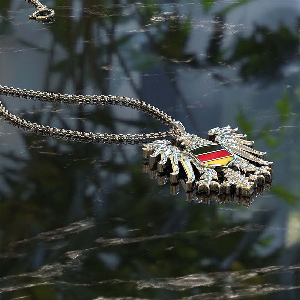 German Eagle Pendant