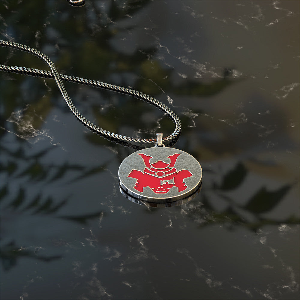 Samurai Necklace 2