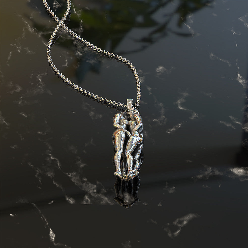 Subtle Lovers Pendant - STRICTLY LIMITED EDITION